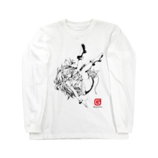 G11オリジナルグッズ Long sleeve T-shirts