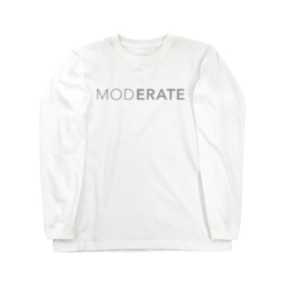 MODERATE Long sleeve T-shirts