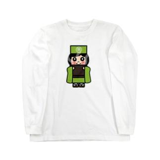 お茶子ちゃん Long sleeve T-shirts
