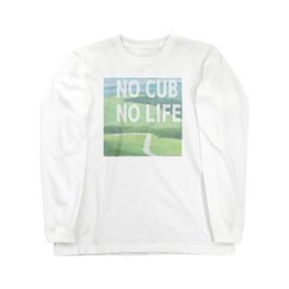 NO CUB NO LIFE Long sleeve T-shirts