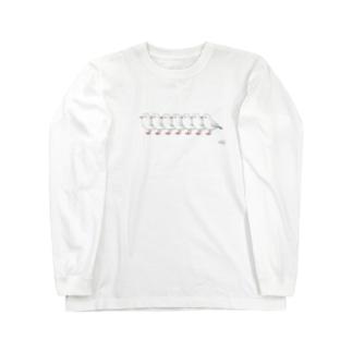 -YURIKAMOME No.2- Bird call  Long sleeve T-shirts