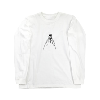 洗顔 Long sleeve T-shirts