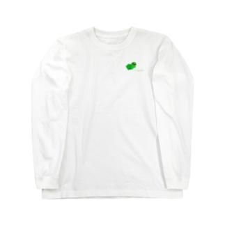 TUNAGU(キュート/修正版) Long sleeve T-shirts