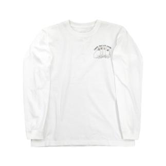 うちの子1番☆ローラ&カール&リオ&キャリー Long sleeve T-shirts
