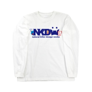 xiào NKDW Long sleeve T-shirts