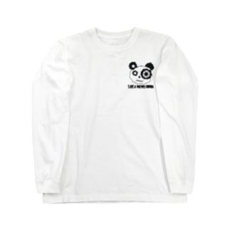 LikeAPhotoPanda Long sleeve T-shirts