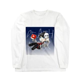 デスマックスグッズシリーズ(イラスト版) Long sleeve T-shirts