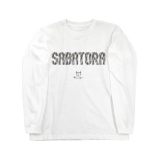 SABATORA ロングスリーブTシャツ Long sleeve T-shirts