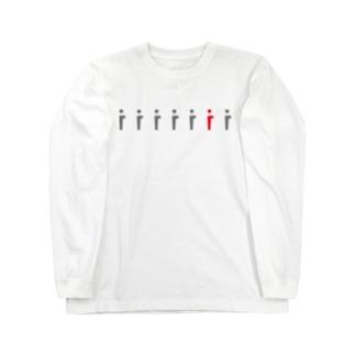 picsel seven Long sleeve T-shirts