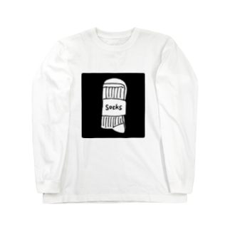 broscheのsocks Long sleeve T-shirts