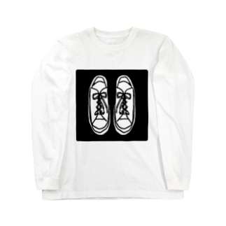 sneakers Long sleeve T-shirts