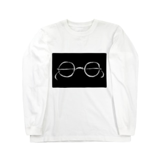 glasses Long sleeve T-shirts