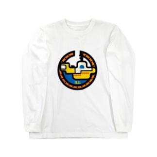 パ紋No.2916 法土 Long sleeve T-shirts