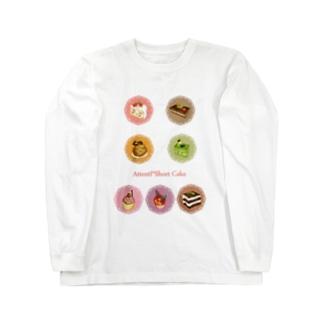 スイーツケーキⅡ Long sleeve T-shirts