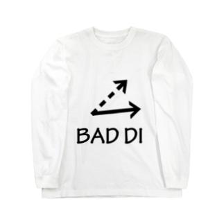 BAD DI Long sleeve T-shirts