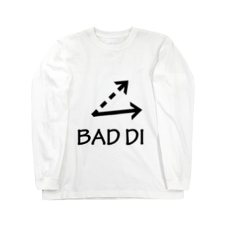 BAD DI Long sleeve T-shirts