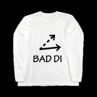 クロマキバレットのBAD DI Long sleeve T-shirts