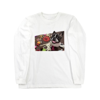 おもちゃだらけ Long sleeve T-shirts