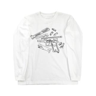 control:beretta Long sleeve T-shirts