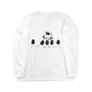 運搬 Long sleeve T-shirts