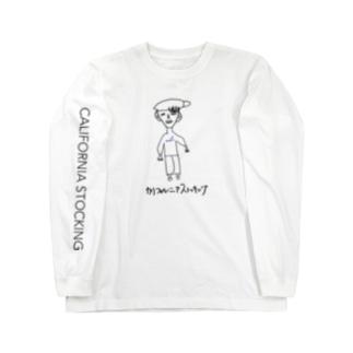 カリフォルニアSt × ulu Long Sleeve T-Shirt