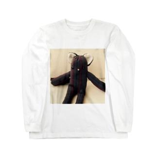 ロシアンブルコ Long sleeve T-shirts