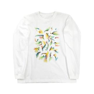 sudoshun-2 Long sleeve T-shirts