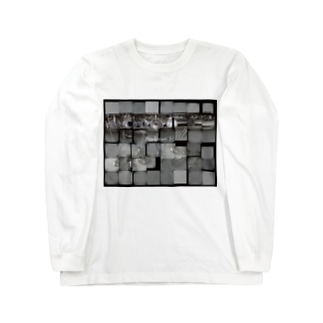 あらけずり作品 Long sleeve T-shirts