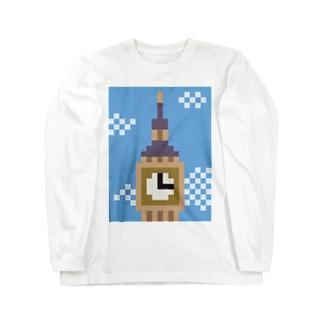 ビッグベン Long sleeve T-shirts