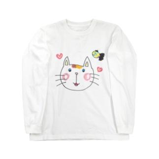 アニマルアイテムNo.1 Long sleeve T-shirts