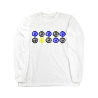 さわやかひつじ Long sleeve T-shirts