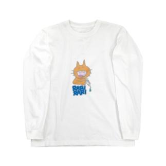 RARIRARI Long sleeve T-shirts