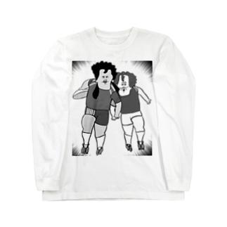 闘球 Long sleeve T-shirts