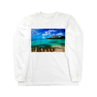 #krin ロンT Long sleeve T-shirts