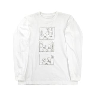 箒星 Long sleeve T-shirts