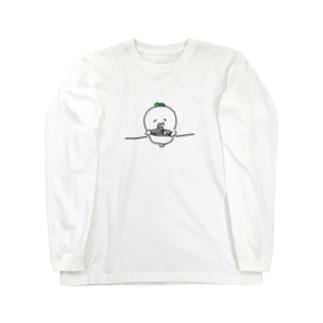 ウドンススリ・ダイコン Long sleeve T-shirts