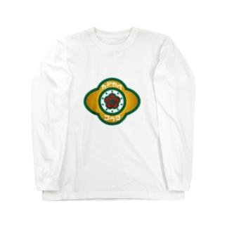 パ紋No.2936 カドカワ Long sleeve T-shirts