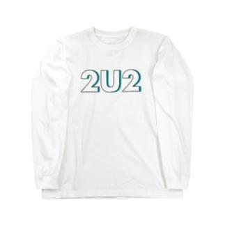 2U2(梅雨憂鬱) Long sleeve T-shirts