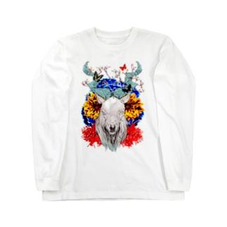 【ネマレ屋】マーコール Long sleeve T-shirts