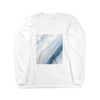 Sumi - Silver leaf Long sleeve T-shirts