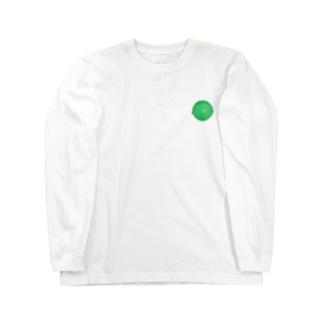 便器にあるあの玉 Long sleeve T-shirts