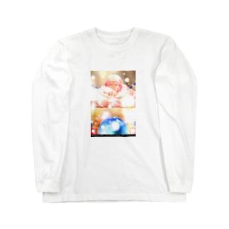 闘技演武【公式グッズ】MWF16地下遺跡の守護神ナナエル Long sleeve T-shirts