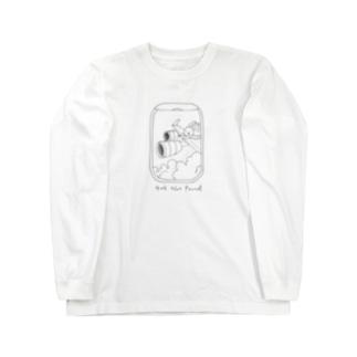 u.s.a Long sleeve T-shirts