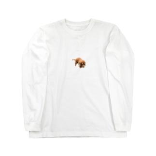 ティナ Long sleeve T-shirts