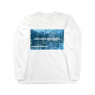 WLS003 Long Sleeve T-Shirt