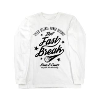 The Fast Break Long Sleeve T-Shirt