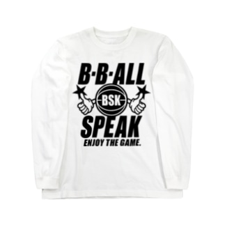 B.B.ALL SPEAK Long sleeve T-shirts