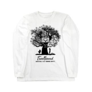 TreeBoard Long sleeve T-shirts