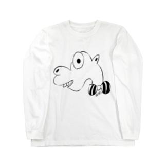 アッキーちゃん Long sleeve T-shirts