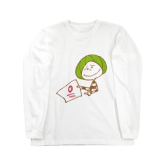 aoringo0ten Long sleeve T-shirts